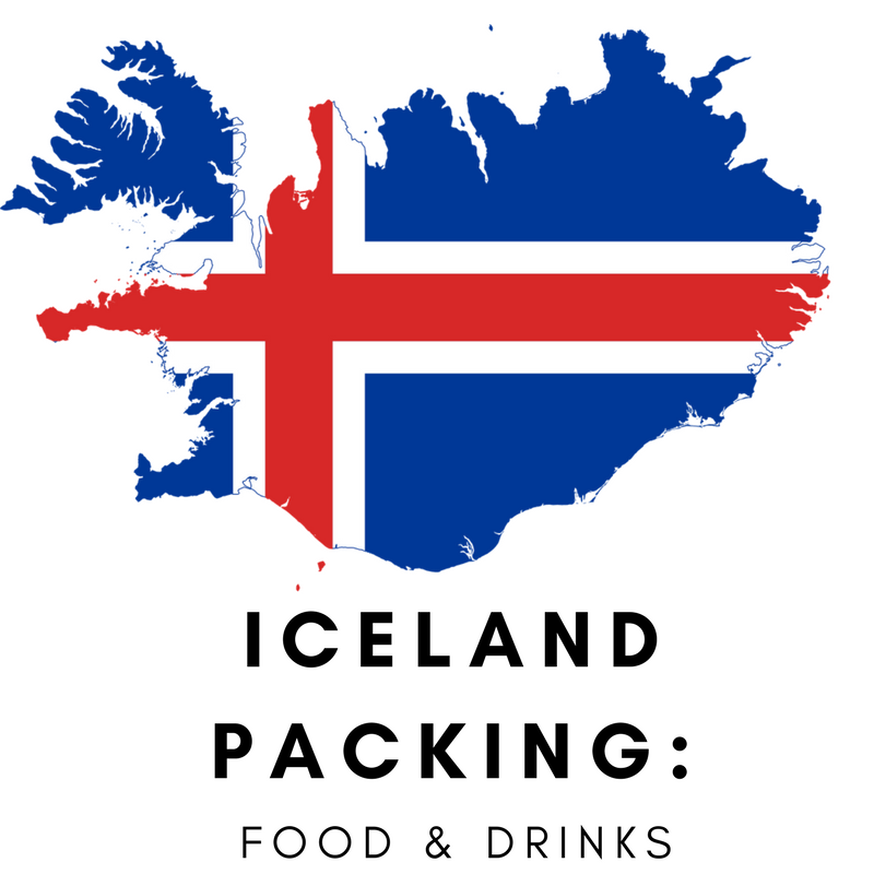 Iceland - Packing